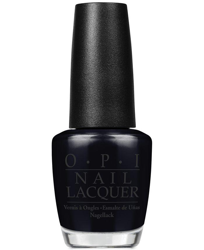 OPI - Nail Lacquer, Black Onyx