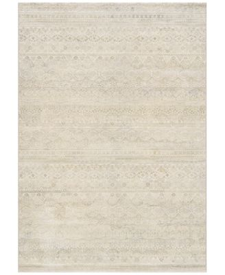 "Couristan Area Rug, Taylor Capella Ivory-Light Grey 7'10"" x 11'2"""