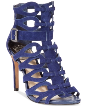 Vince Camuto Ombre Gladiator High Heel Sandals Women's Shoes