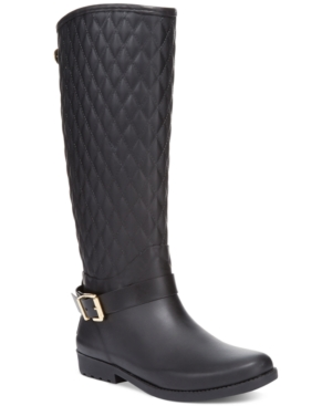 Guess Women's Lulu Rain Boots Women's Shoes plus size,  plus size fashion plus size appare