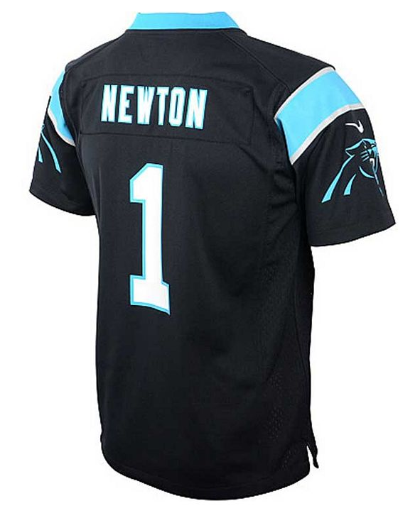 Nike Babies' Cam Newton Carolina Panthers Game Jersey