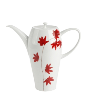 Mikasa Dinnerware, Pure Red Coffee Pot
