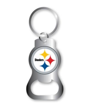 Aminco Pittsburgh Steelers Bottle Opener Keychain