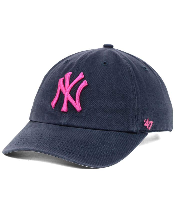 '47 Brand - New York Yankees Clean Up Cap