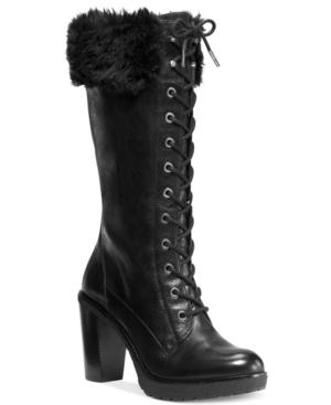Michael Michael Kors Kim Boots Womens Shoes