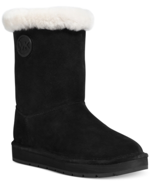 Michael Michael Kors Winter Mid Boots Womens Shoes