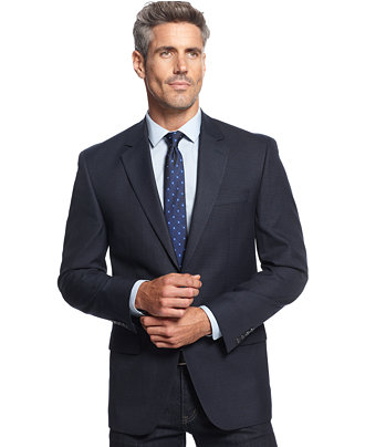 Andrew Fezza Slim-Fit Mens Sport Coat