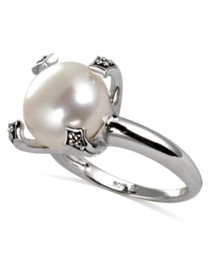 Sterling Silver Fresh by Honora Cultured Freshwater Pearl Ring