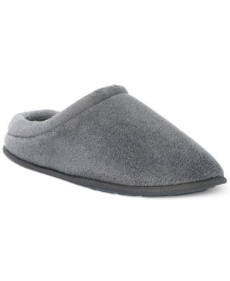 Image of Club Room Men's Terry Slip-On Slippers