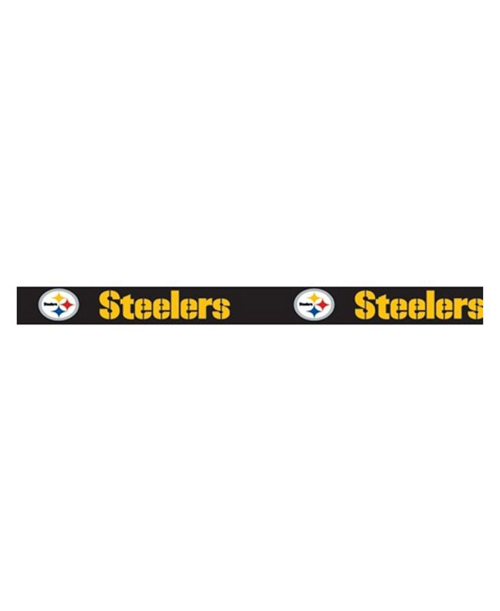 Hunter Manufacturing - Pittsburgh Steelers Dog Collar