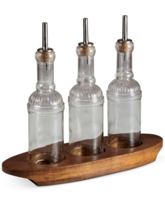 Heritage Collection by Fabio Viviani Oil, Vinegar, & Mix Set