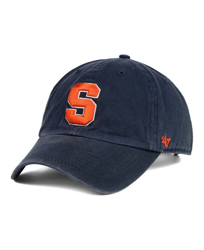 '47 Brand - Syracuse Orange Clean Up Cap