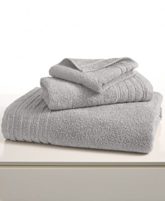 "Hotel Collection Bath Towels, MicroCotton 16"" x 30"" Hand Towel"