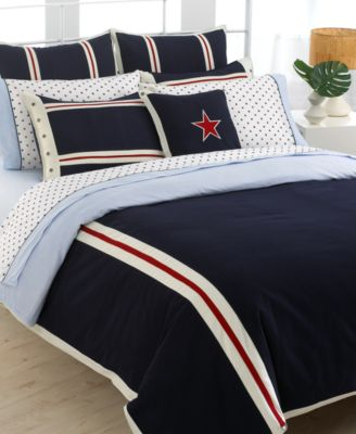 Tommy Hilfiger Kids Bedding Set Designer Bedding Sets