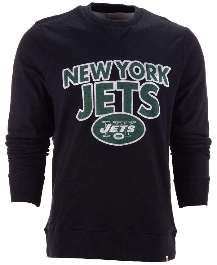 '47 Brand - Men's New York Jets Graphic Sweatshirt
