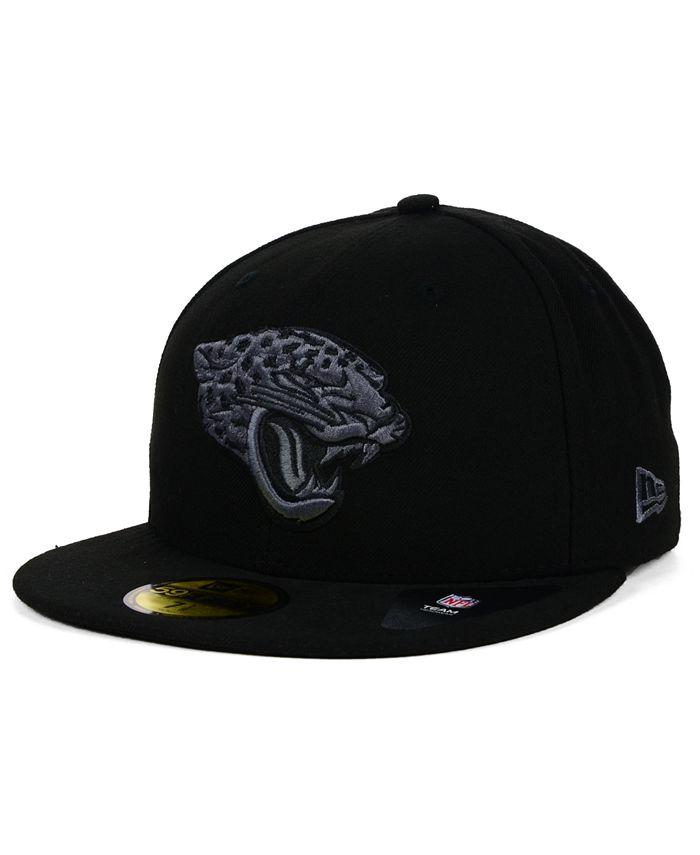 New Era - Jacksonville Jaguars Basic 59FIFTY Cap