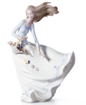 """Lladró """"Petals of the wind"""""""