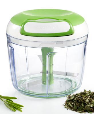 Martha Stewart Collection Herb and Veggie Chopper