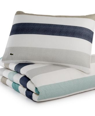 Lacoste Home Bailleul Full/Queen Duvet Cover Set