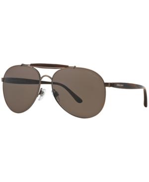 Giorgio Armani Sunglasses, Giorgio Armani AR6022 58