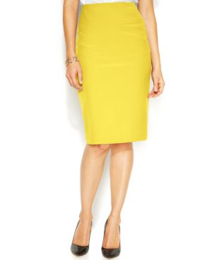 Alfani Classic Pencil Skirt