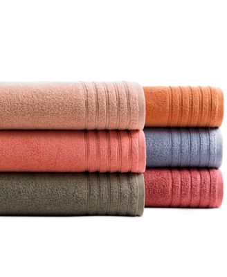 "CLOSEOUT! Hotel Collection Bath Towels, MicroCotton 30"" x 54"" Bath Towel"