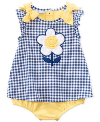 First Impressions Baby Girls' Daisy Romper
