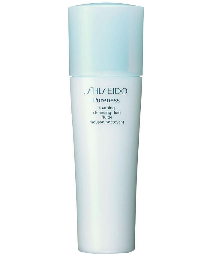 Shiseido - Pureness Foaming Cleansing Fluid, 5 fl. oz.