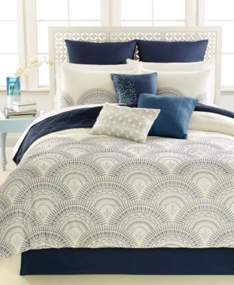 Reese 10-Pc. California King Comforter Set