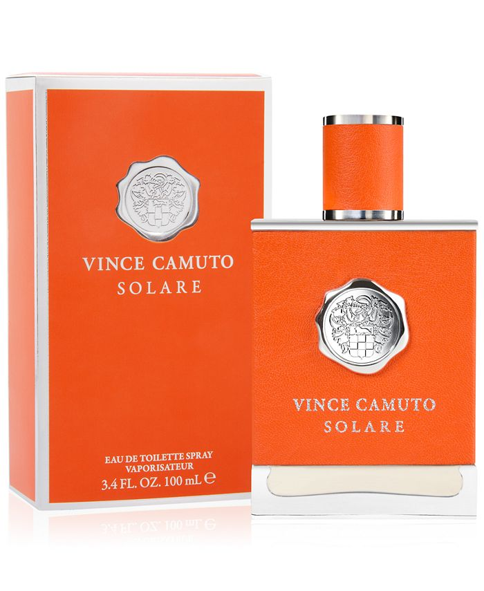 Vince Camuto - Solare Fragrance Collection for Men