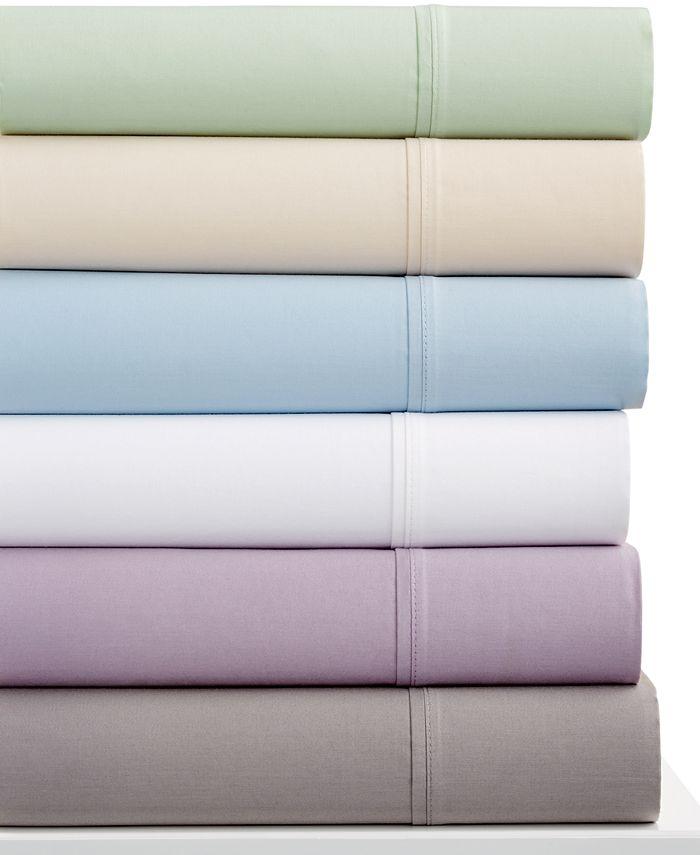 Sunham - 530 Thread Count 100% Cotton Queen Sheet Set