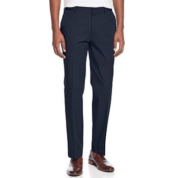 INC Men's Stretch Slim-Fit Pants