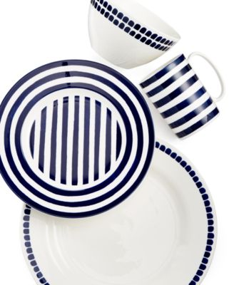 kate spade new york Charlotte Street North 4 Piece Place Setting