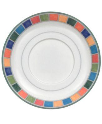Villeroy & Boch Dinnerware, Twist Alea Tea Cup Saucer
