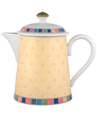 Villeroy & Boch Dinnerware, Twist Alea Coffeepot