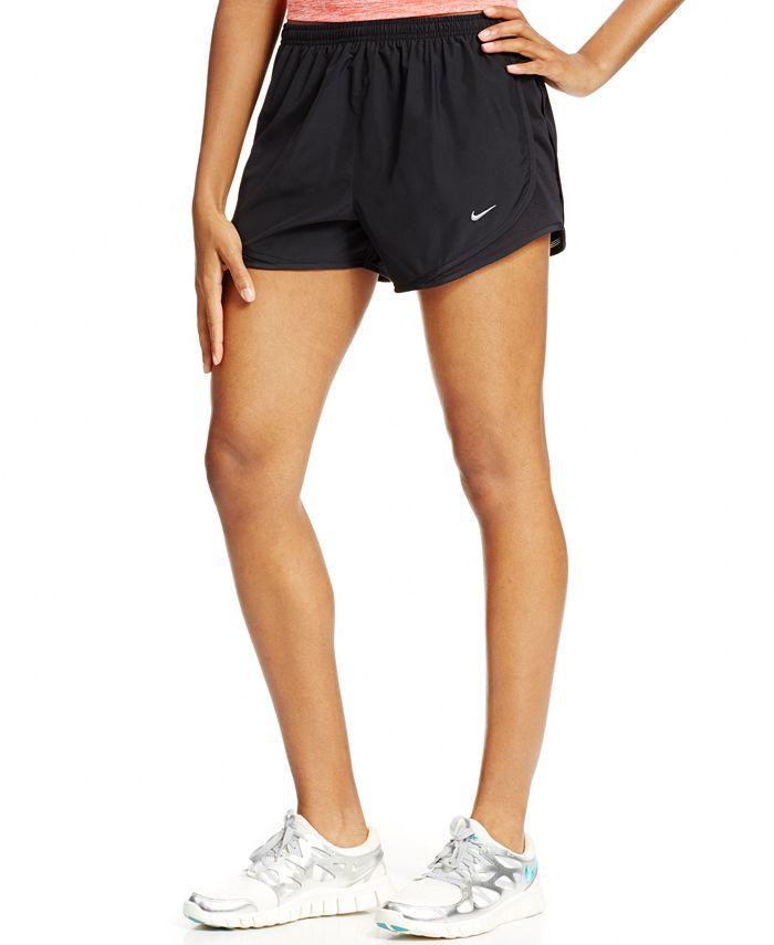 Nike - Shorts, Dri-FIT Black Tempo Track