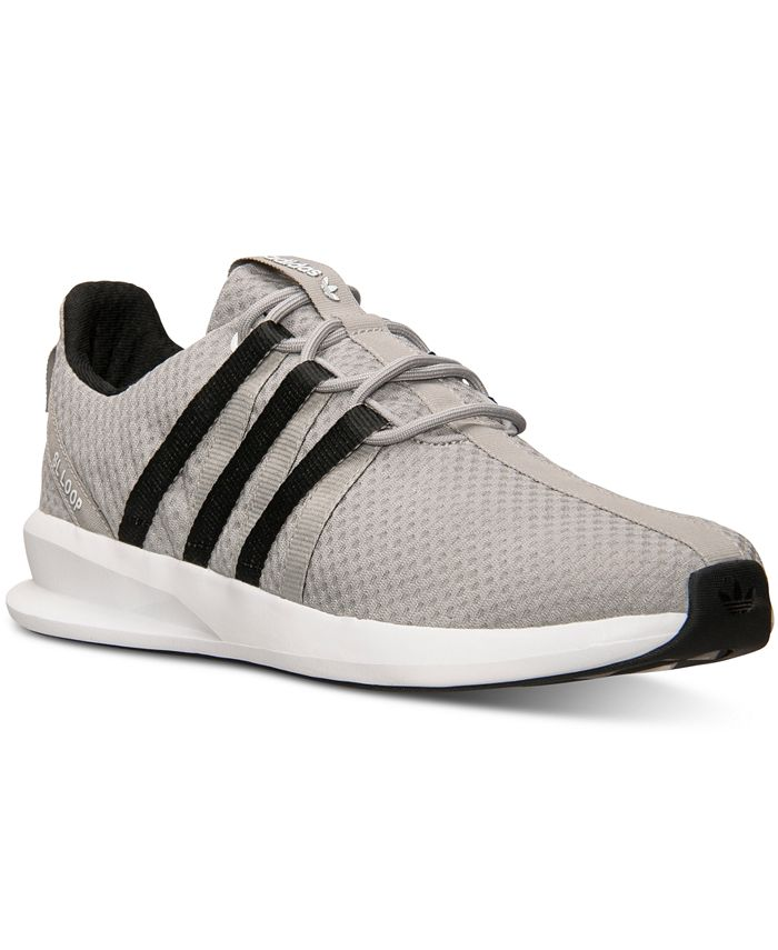 adidas - Men's Originals SL Loop Racer Split Casual Sneakers from Finish Line