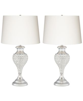 Pacific Coast Glitz and Glam Two Pack Table Lamps