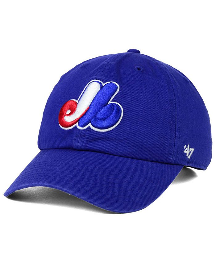 '47 Brand - Montreal Expos Core Clean Up Cap