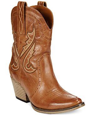 Mia Horseback Cowboy Boots