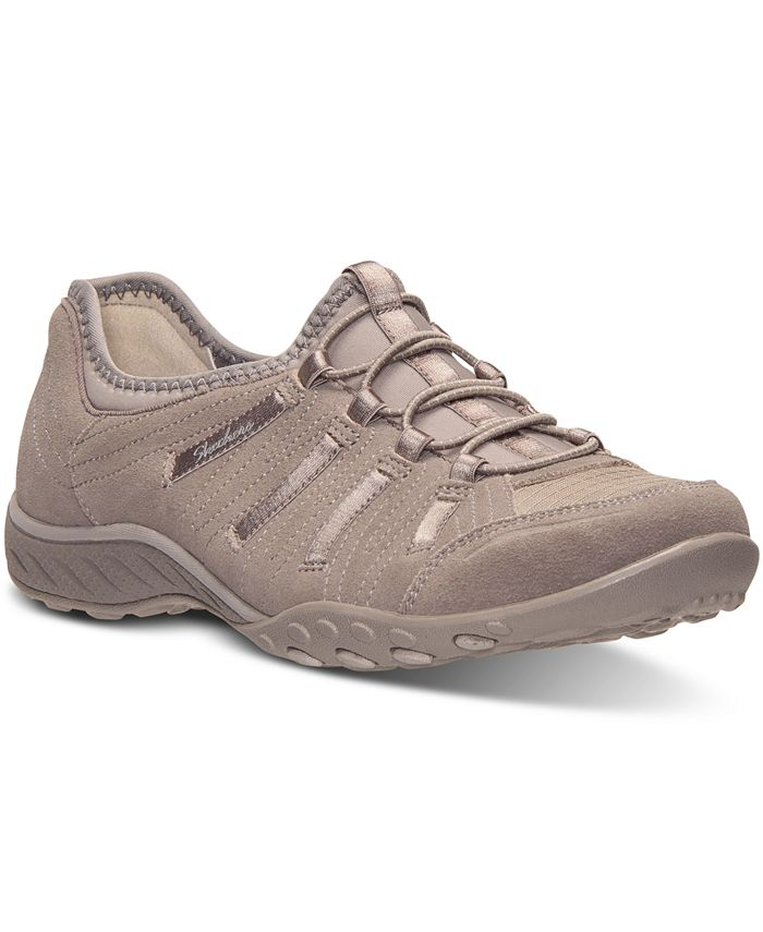Skechers - Women's Relaxed Fit: Breathe Easy - Big Bucks Casual Sneakers from Finish Line