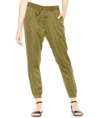 Lucky Brand Drawstring Cargo Pants