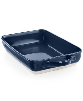 "Martha Stewart Collection Ceramic 9"" x 13"" Rectangular Baking Dish, Only at Macy's"
