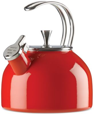 kate spade new york all in good taste 2.5-Qt. Tea Kettle