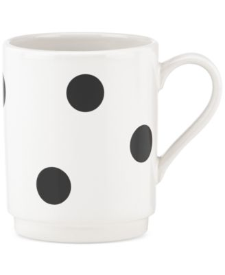 kate spade new york all in good taste Deco Dot Mug