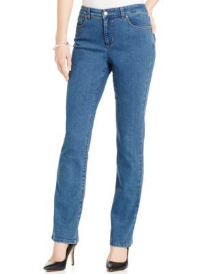 Image of Charter Club Lexington Straight-Leg Jeans, Only at Macy's
