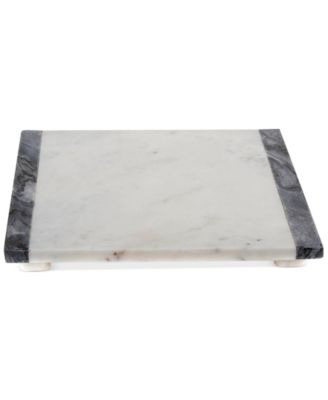 Thirstystone Marble Square Platter