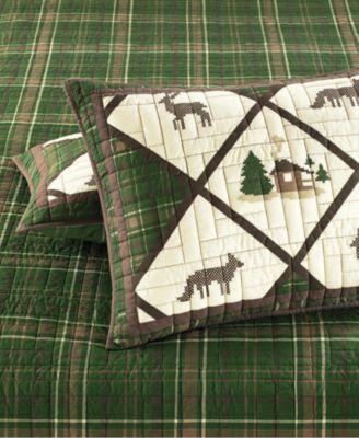 Martha Stewart Collection Lodge Living Standard Sham