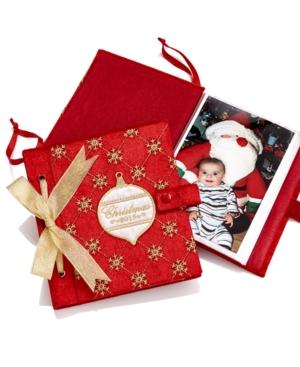 Holiday Lane Christmas 2016 Dated Keepsake Book Ornament