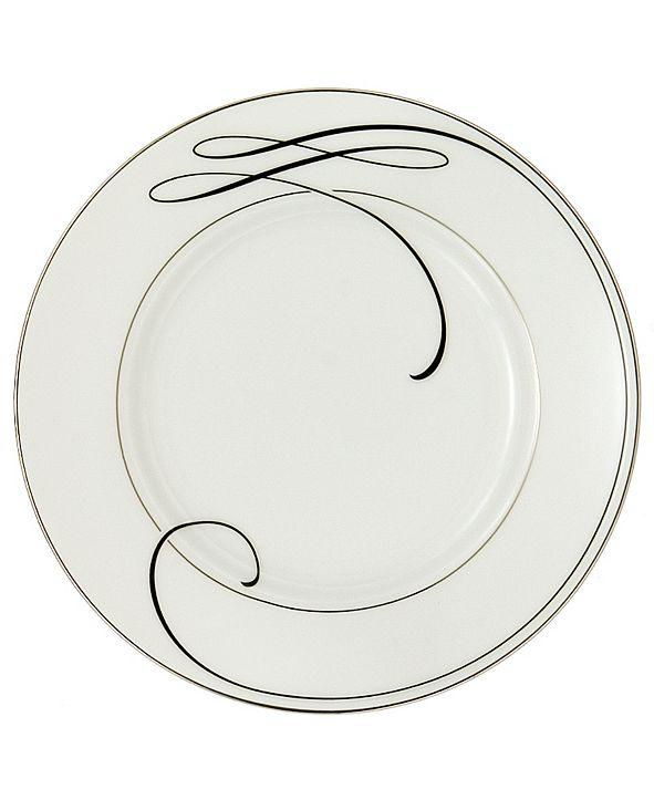 Waterford Ballet Ribbon Appetizer Plate